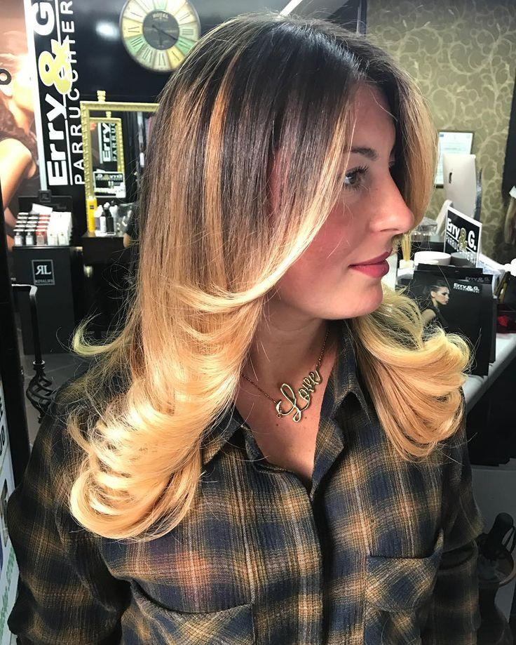 Taggate tante persone sotto questo video...... e anche nei video e nelle foto successive..... potrai vincere in omaggio sfumature taglie piega Griffate Erry e G Parrucchieri ❤️❤️❤️#erryegparrucchieri #work #roma #milano #torino #firenze #napoli #venezia #bologna #genova #palermo #verona #rimini #pisa #padova #parma #pescara #salerno #ilovemyjob #life #love #passion #hair #girls #fashion #follow