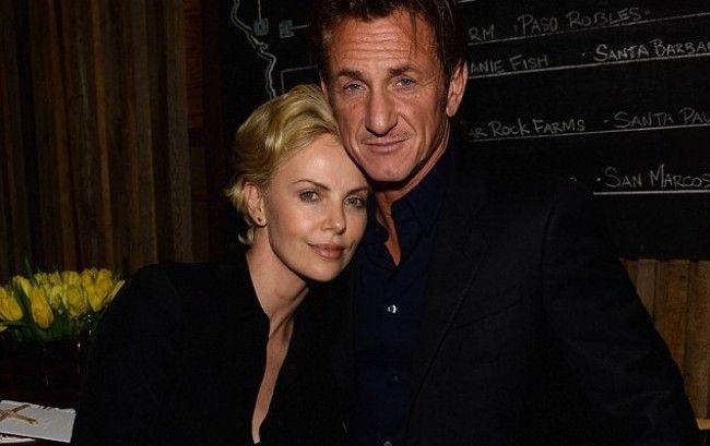 Charlize Theron-Sean Penn: Φιλιά μπροστά στην Madonna!