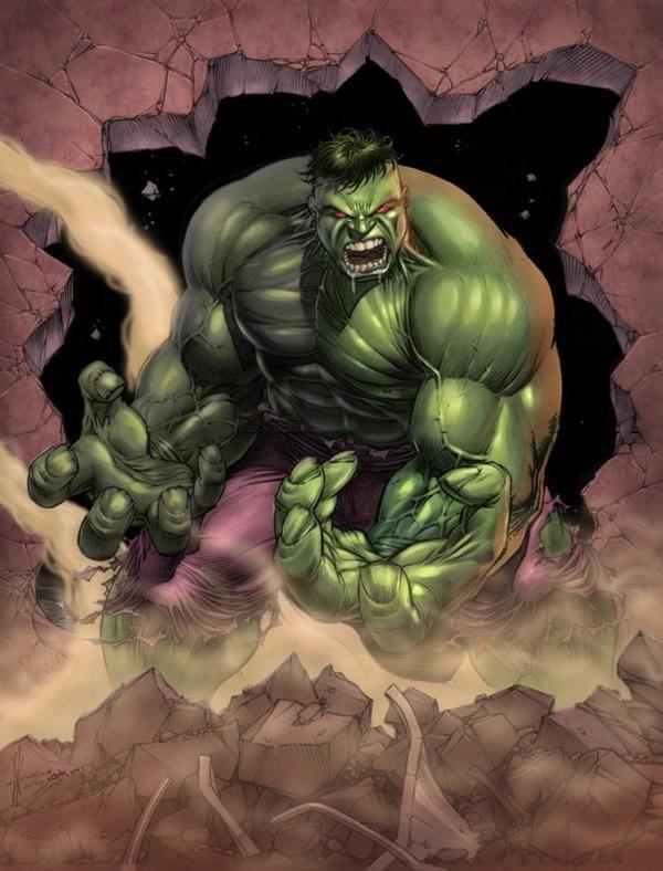 Hulk. love him
