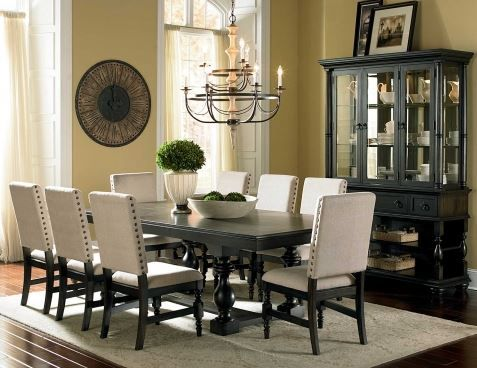 131 best Dining Spaces images on Pinterest | Dining room sets ...