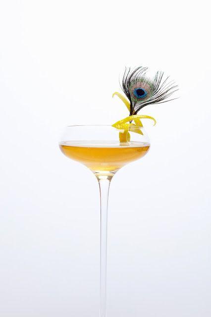"""Hotel Le Bristol, Paris Bar Le Bristol - cocktail """"Le 365"""""""