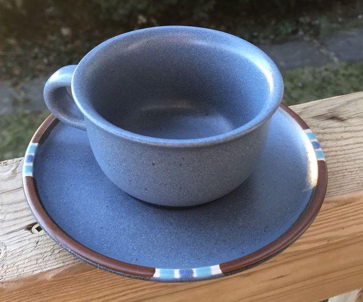 Dansk MESA Teacup & Saucer Scandinavian Home Modern Kitchen Decor | eBay