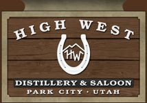 Utah's only distillery. In an old garage in Park City. Feels like an Old West saloon inside. Amazing. (Try the Bourye or the Silver Whiskey.)
