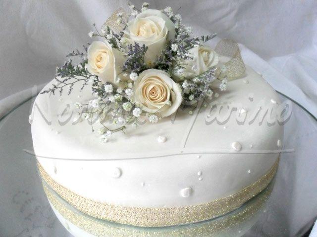 Torta Para Boda Con Flores Naturales Let S Go Party Pinterest