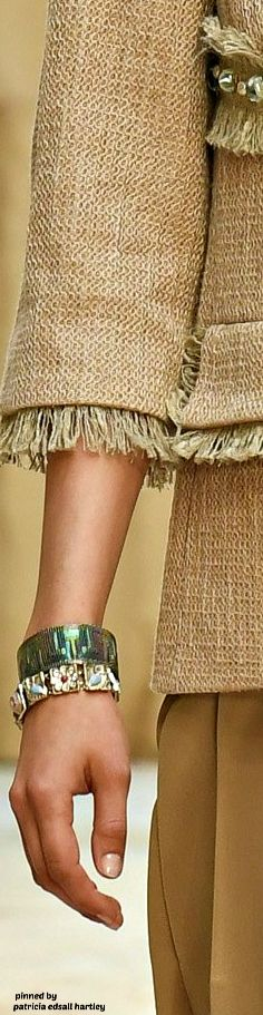 Chanel Resort 2018 Details