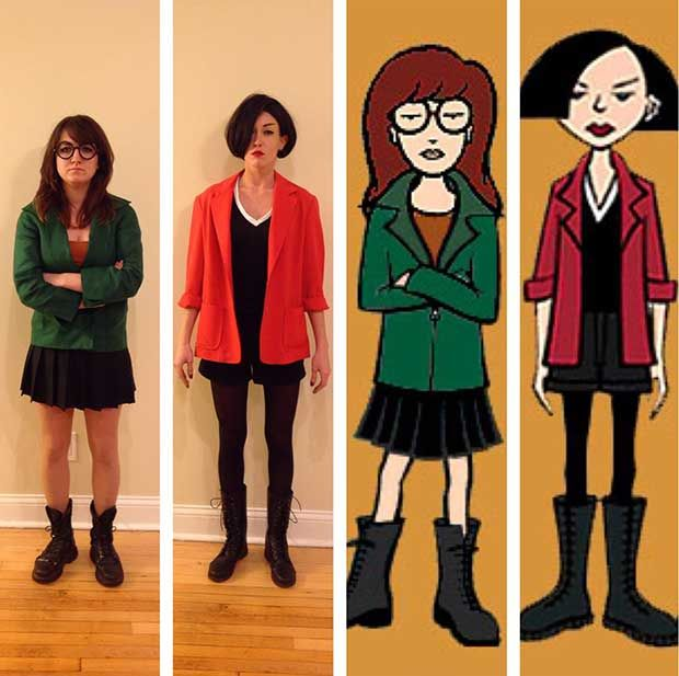 Best 25+ Daria costume ideas only on Pinterest | 90s costume ...