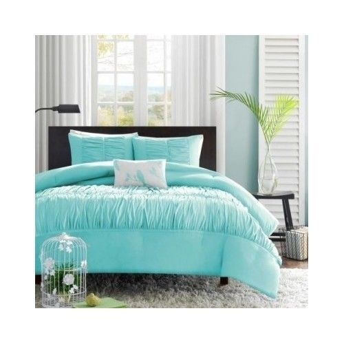 Best 25+ Tiffany Blue Bedding Ideas On Pinterest