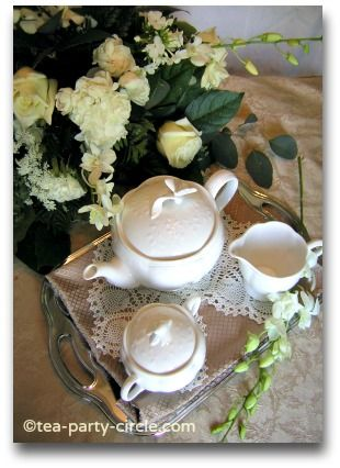 Tea Party Ideas for Hosting Memorable Affairs