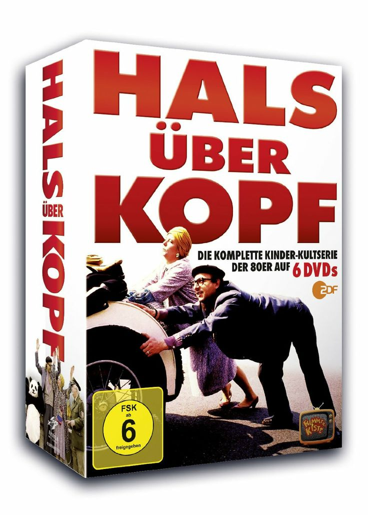 Hals über Kopf - Die komplette Kinder-Kult-Serie 6 DVDs: Amazon.de: Luzian Walter Bappert, Friedrich Georg Beckhaus, Karl Dall, Winfried Gla...