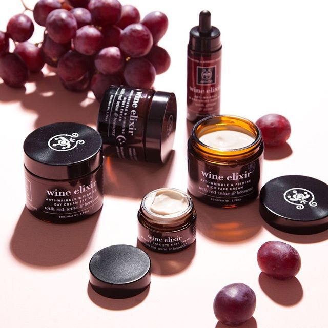 Antiaging face care line #apivita #facecare #antiaging #firm #naturalproducts