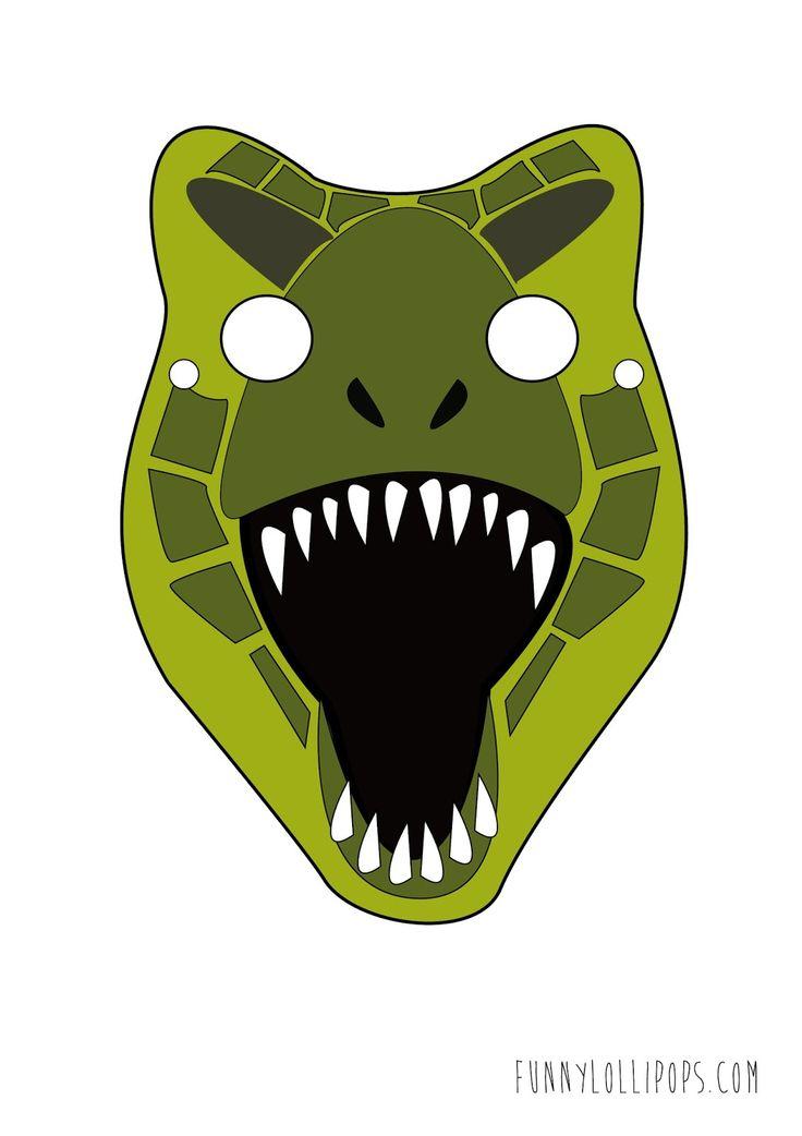 Hace unos días os mostré Cómo Preparar una Fiesta de Dinosaurios Casera  y os prometí que también os enseñaría los juegos que organicé y la...