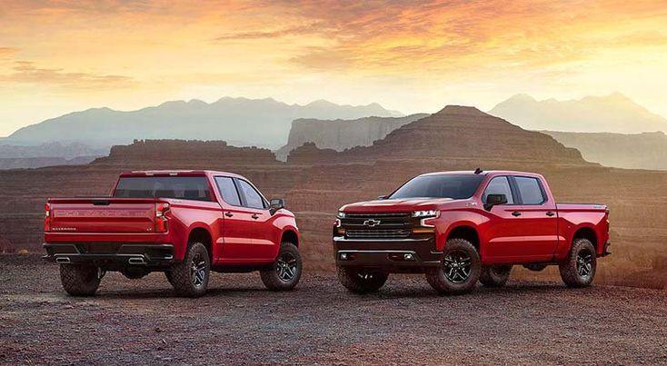 Chevrolet Silverado 2019, espectacular debut en Texas - http://autoproyecto.com/2017/12/chevrolet-silverado-2019.html?utm_source=PN&utm_medium=Pinterest+AP&utm_campaign=SNAP