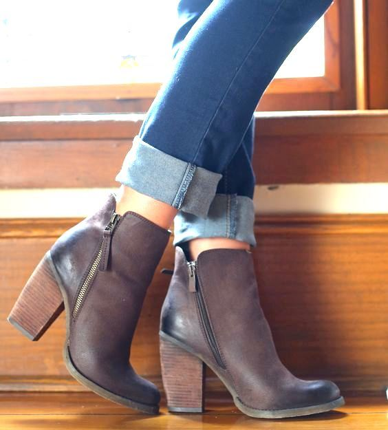 Ankle booties for woman http://www.justtrendygirls.com/ankle-booties-for-woman/