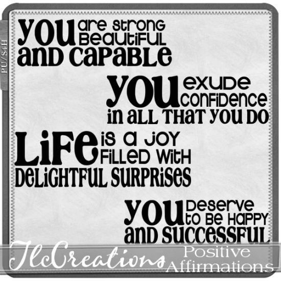 Positive Self Esteem Quotes: Affirmations/Law Of Attraction/Biblical Quotes: 10