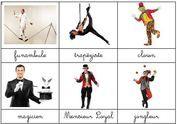 Vocabulaire classifié divers thèmes