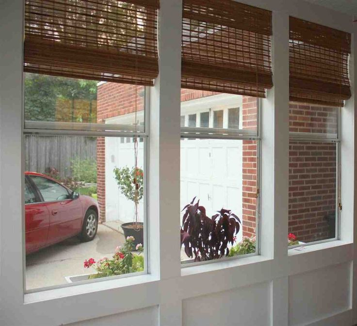 41 best Bamboo Blinds images on Pinterest   Bamboo blinds, Window ...