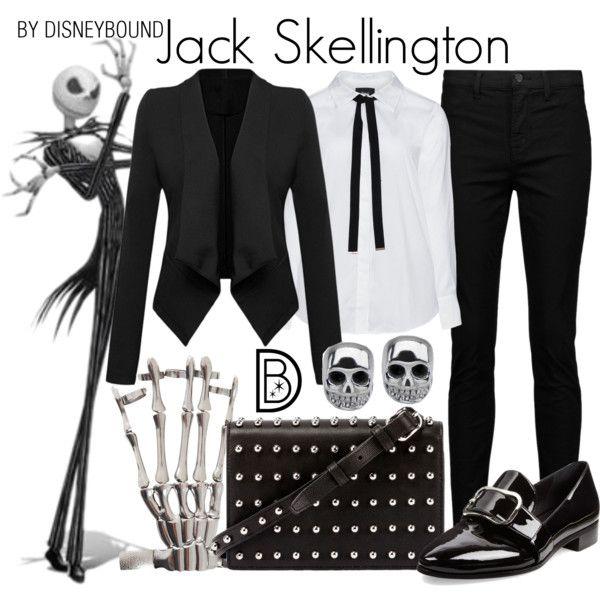 Disney Bound - Jack Skellington