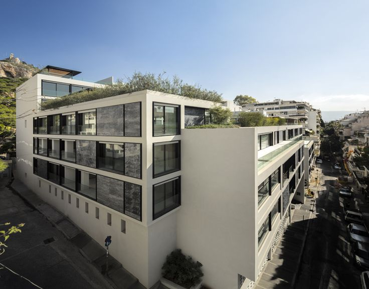 One Athens Apartment Building | Projects | Divercity Architects