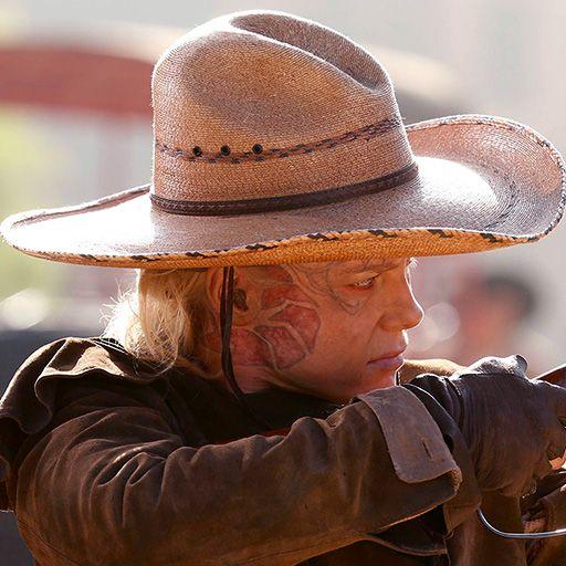 Ingrid Berdal as Armistice in WESTWORLD (2016)