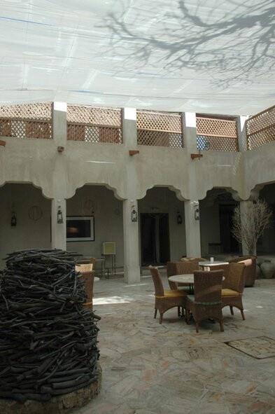 XVA Hotel, Dubaï, Emirates | © virginie confino - all rights reserved. no reproduction allowed.