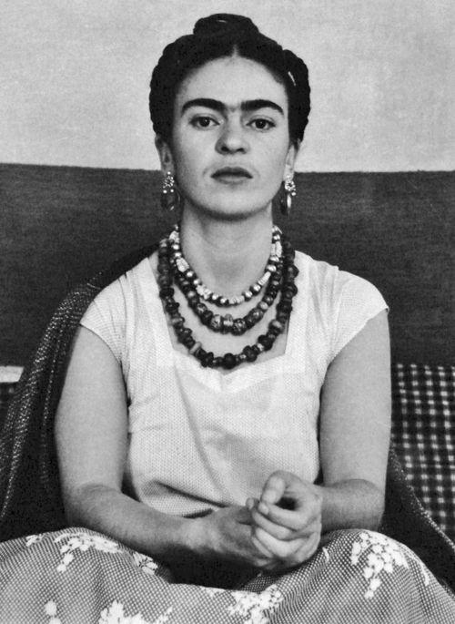 Frida Kahlo | Beautiful | Pinterest