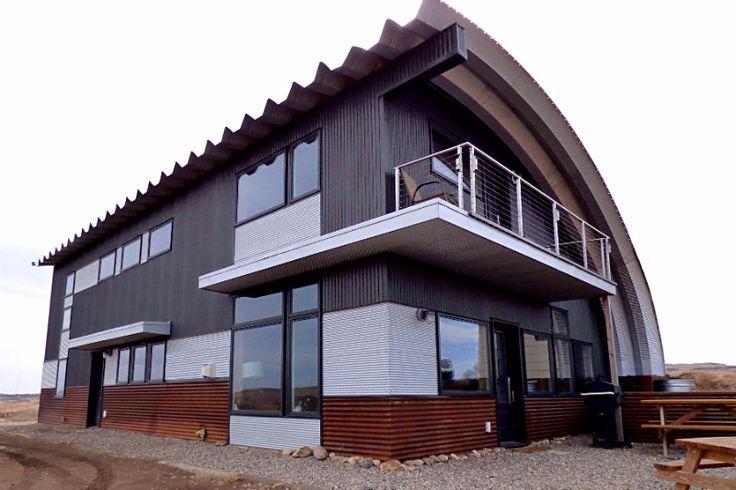Best Steel Roof System Custom Home Metal Buildings As Homes 400 x 300
