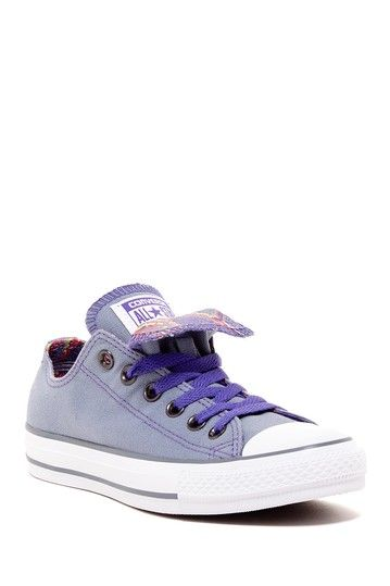 Chuck Taylor Double Tongue Oxford Sneaker by Converse on @HauteLook