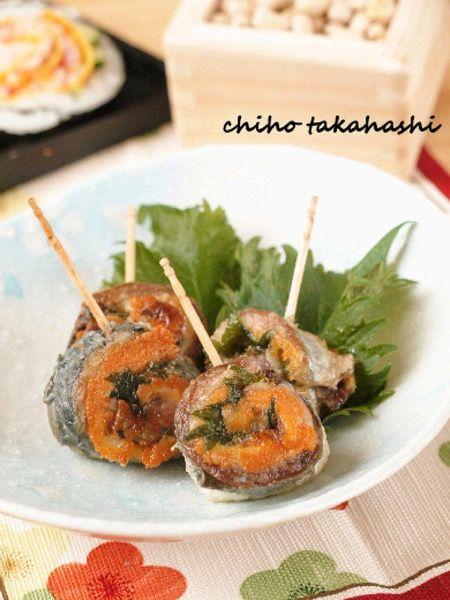 イワシの梅しそチーズ巻き by 高箸 ちほ | レシピサイト「Nadia ...