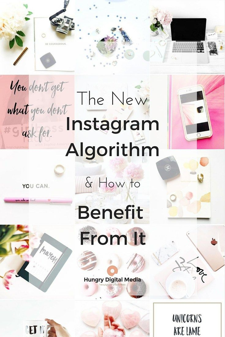 Were you bummed to hear the news about the new Instagram Algorithm? Rather than sit around and mope, I've put together four Instagram strategies that you should be focusing on to leverage the changes and help your Instagram account grow by getting more engagement and followers.  Make sure to check this post out now and start implementing these tips so you can grow your Instagram following and create a targeted and engaged Instagram audience.