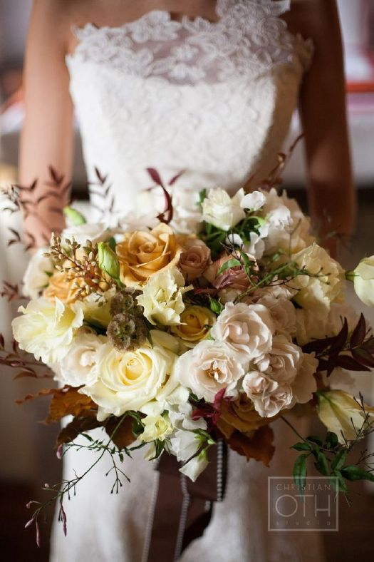 A beaufiful boquet!  Photo by: Sue Kessler/Christian Oth Studio.
