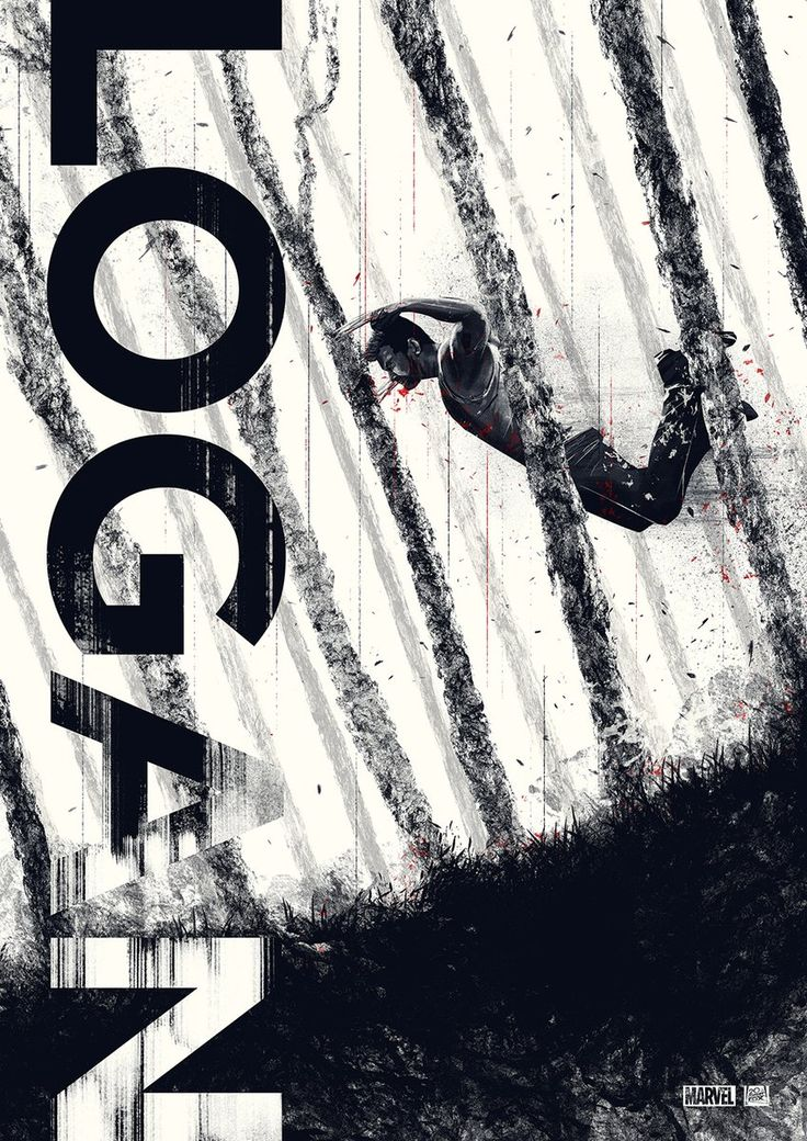 Logan Poster - Created by Luke Butland