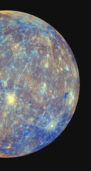 close up of mercury planet - Google Search