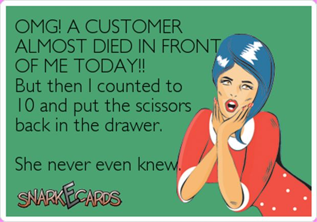 It was close, though! #thosedays