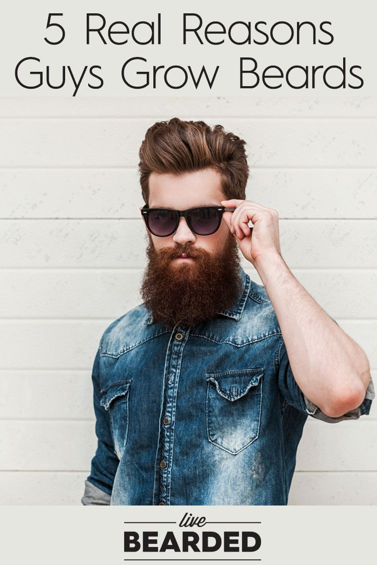 The truth behind women growing beards