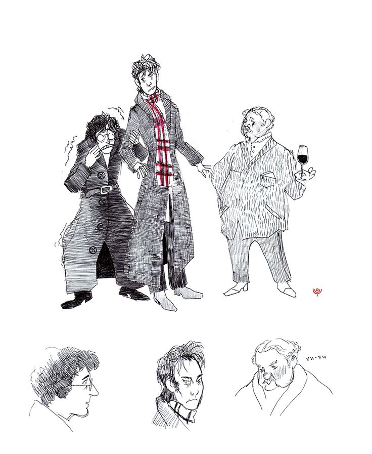 Withnail and I by Yvonne-Faun on deviantART