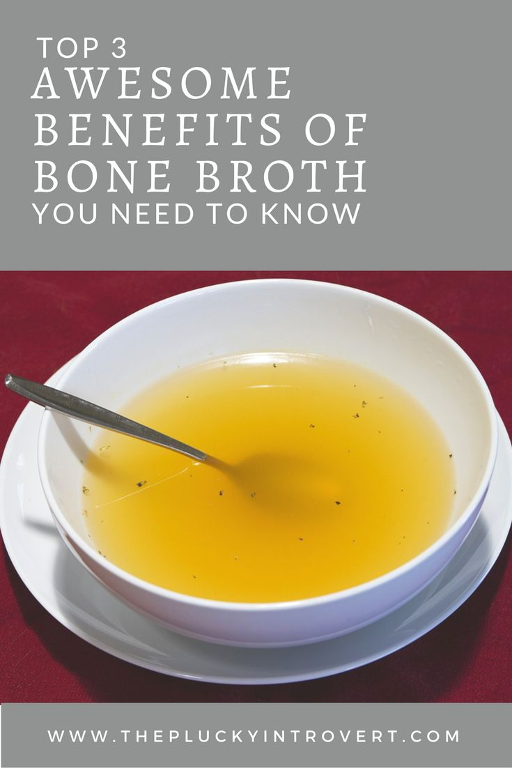 Top 3 Awesome Benefits Of Bone Broth You Need To Know Healthy Mealseat