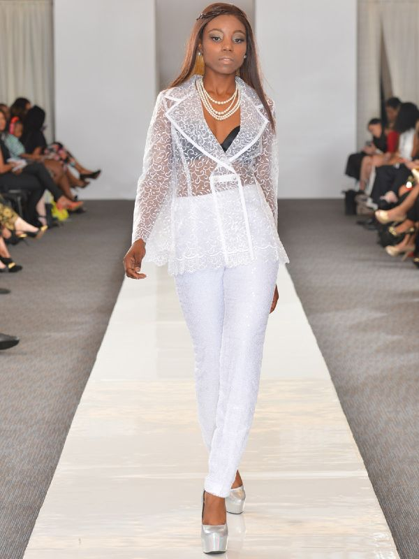 Fiji by Leighel Desiree | Luevo.com  Leighel Desiree  Made in US, #LeighelDesiree label. Spring/Summer '15 as shown on the DC Fashion Week Runway. Pre-order it now exclusively at Luevo.com   #fashion #style #dcfw #ootd #fashionweek #runway #outfit #dc #designer #runway #exclusive  #shoptherunway #madeinusa #fashiondesigner #designer #ss15 #springsummer15 #Luevo #dcfashionweek