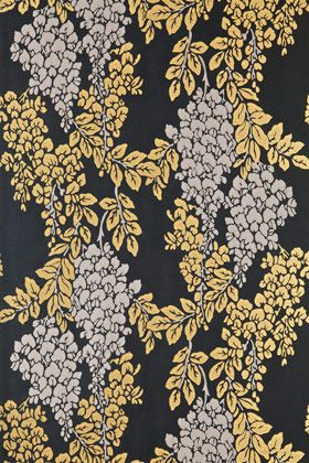 Wisteria BP 2206 - Wallpaper Patterns - Farrow & Ball