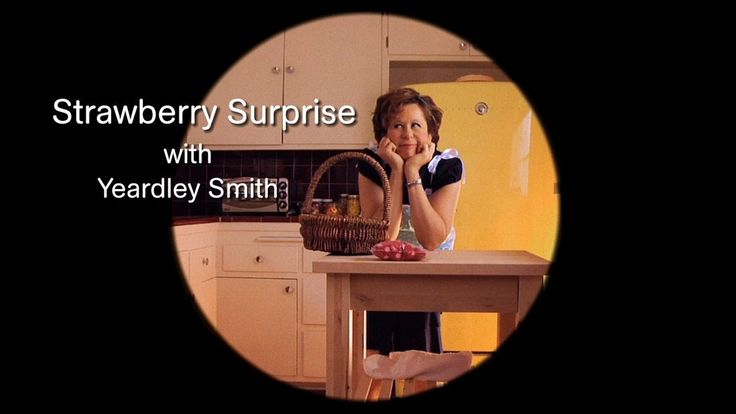 Sprinkles Shorts: Strawberry, starring Yeardley Smith
