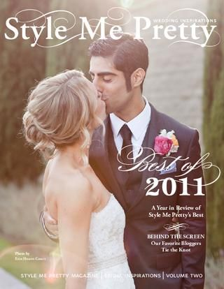 Style Me Pretty: The Best Weddings of 2011