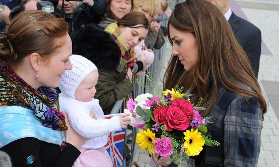 Kate Middleton und das royal Baby!