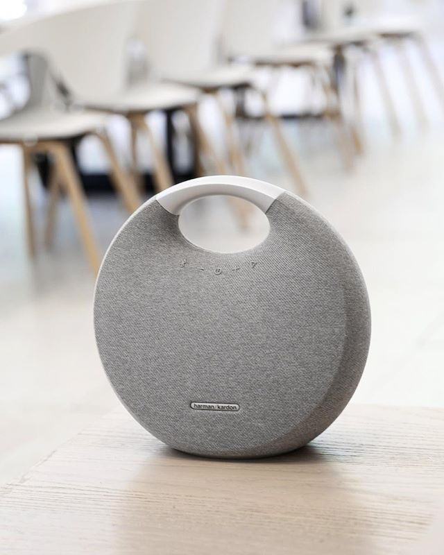 Onyx Studio 6 a portable speaker I was working on within my