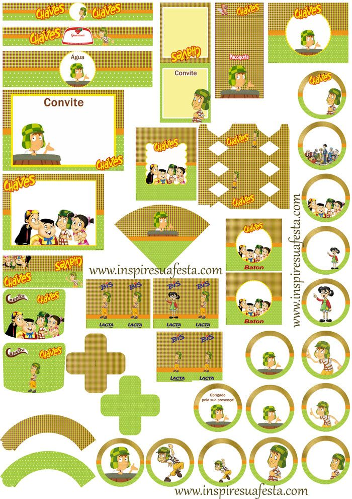 Kit-ditital-Turma-do-Chaves_-Inspire-sua-Festa http://inspiresuafesta.com/kit-digital-gratuito-do-chaves/