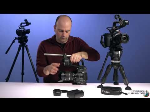 Building the EOS C100 - YouTube