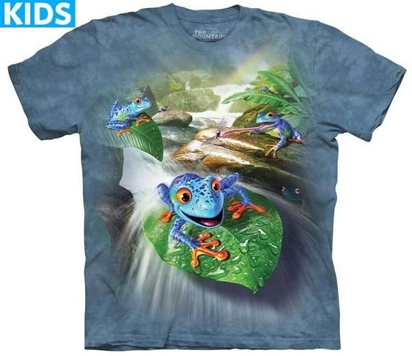 Frog T-Shirt | Frog Capades Kids