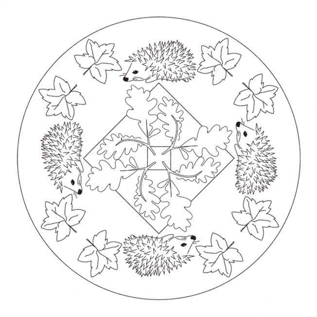 fall mandala colorin page (2)