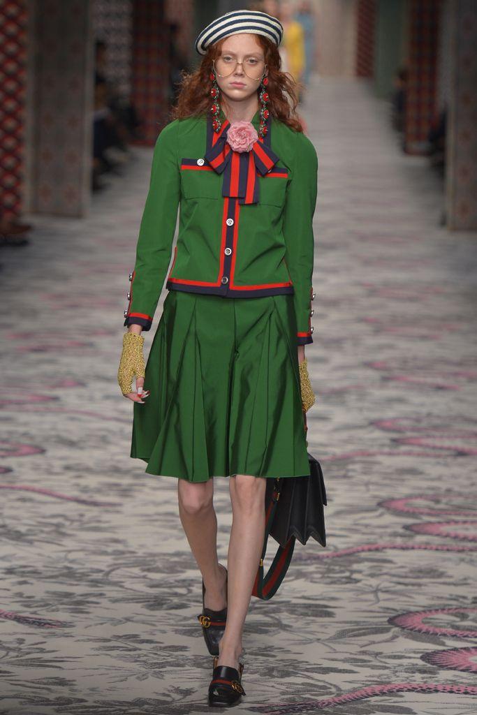 Gucci Ready to Wear Spring 2016 | WWD