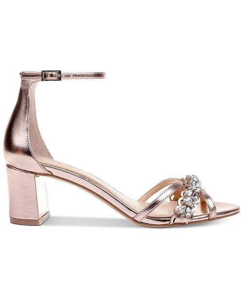 605cbbd743 Jewel Badgley Mischka Jewel by Badgley Mischka Giona II Evening Sandals