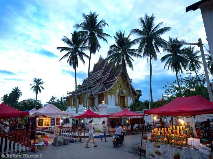 Luang Prabang Market, Laos