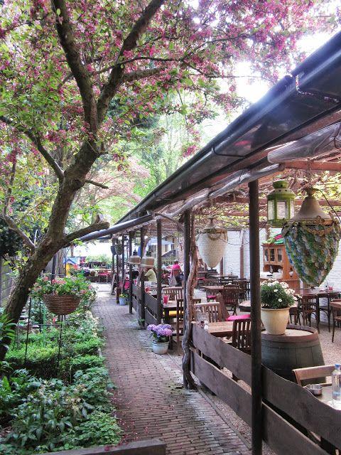 """Bar, Restaurant and Garden """"Het Heden"""", Den Haag (The Hague), The Netherlands http://www.hetheden.nl/"""